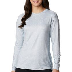 Columbia Womens Pineyridge Printed Long Sleeve Shirt