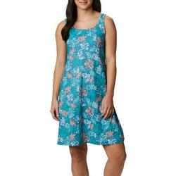 Womens PFG Freezer III Tropical Palm Dress