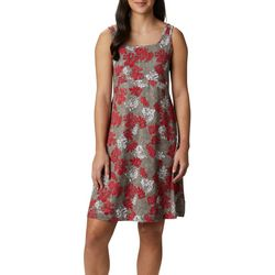 Columbia Womens PFG Freezer III Floral Dress