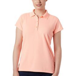 Womens PFG Innisfree Short Sleeve Polo Shirt