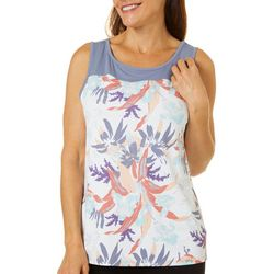 Columbia Womens Chill River Graphic Sleeveless Top