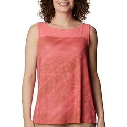 Columbia Womens Tropical Fresh Vibes Sleeveless Top