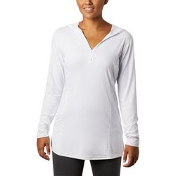 Columbia Womens Chill River Solid Tunic Top
