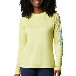 Columbia Womens PFG Tidal Tee II Long Sleeve Shirt