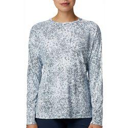 Columbia Womens Long Sleeve PFG Tidal Deflector Shirt