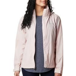 Womens Solid Switchback III Jacket