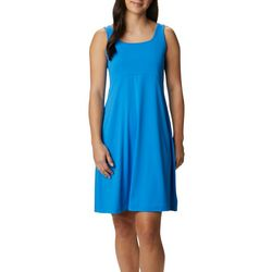 Columbia Womens PFG Freezer III Solid Dress