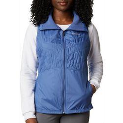 Columbia Womens Mix It Around II Solid Vest