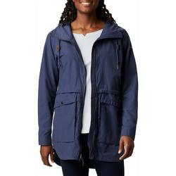Womens Solid West Bluff Jacket
