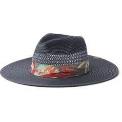 Womens Bella Falls Straw Sun Hat