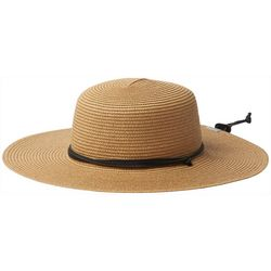 Womens Adventure Straw Sun Hat