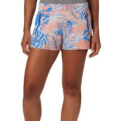 Columbia Womens PFG Tidal II Floral Shorts