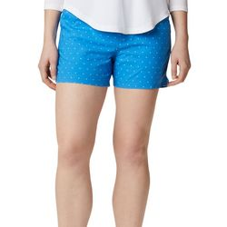 Columbia Womens PFG Bonehead Polka Dot Shorts