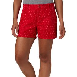 Womens PFG Bonehead Polka Dot Shorts