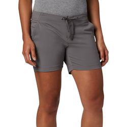 Womens Anytime Outdoor Solid Shorts