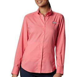 Columbia Womens PFG Tamiami II Long Sleeve Shirt