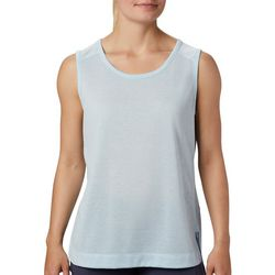 Columbia Womens Kicking It Dropped Hem Tank Top