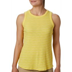 Columbia Womens Longer Days Striped Sleeveless Top