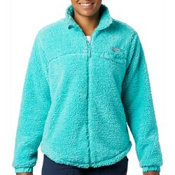 Columbia Womens Harborside II Full Zip Fleece Jacket