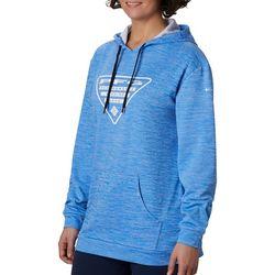 Columbia Womens PFG Tidal Graphic Fleece Hoodie