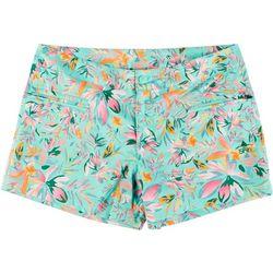 5FIN Womens Printed Fishing Shorts