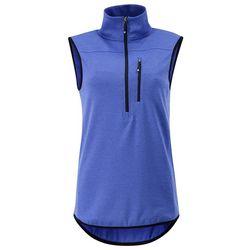 HI-TEC Womens Josephine Solid Solar-Tec 1/2 Zip Vest