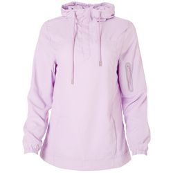 Victory Outfitters Womens Hooded Windbreaker Jacket