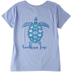 Southern Lure Womens Screen Printed Short Sleeve