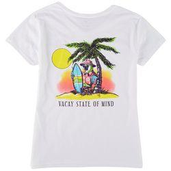 Southern Lure Womens Vacay Bird T-shirt