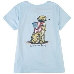 Southern Lure Womens American Pup T-shirt