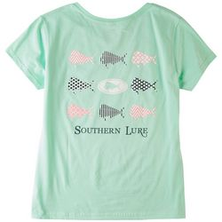 Southern Lure Womens Screen Print T-Shirt