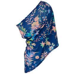 Womens Keep It Cool Elevated Floral Neck Shield
