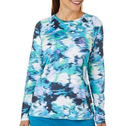 Womens Keep It Cool Hyper Lines Top