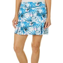 Reel Legends Womens Keep It Cool Garden Jungle Skort