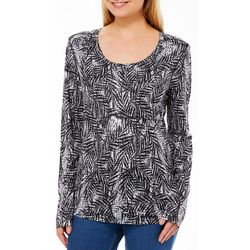 Reel Legends Womens Reel-Tec Textured Palm Long Sleeve Top