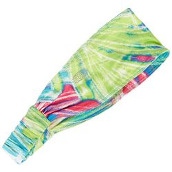Womens Keep It Cool Painted Palm Headband