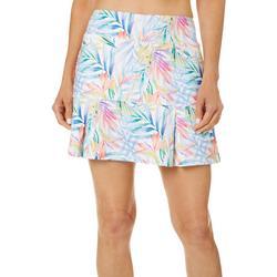 Womens Keep It Cool Blazing Blooms Skort