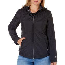 Womens Solid Windshear Jacket