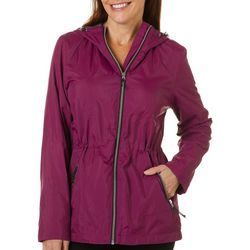Free Country Womens Solid Windshear Jacket