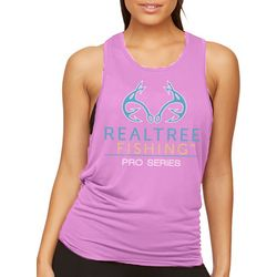 Realtree Womens Logo Tank Top