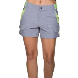 Realtree Womens Lightweight Fishing Shorts