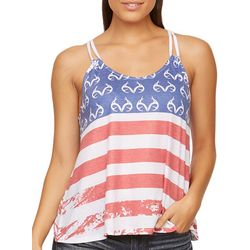 Realtree Womens Stars & Bars Tank