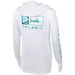 PELAGIC Womens Long Sleeve Shirt