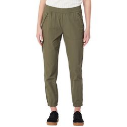 Supplies by Union Bay Womens Stefanie Solid Jogger Pants