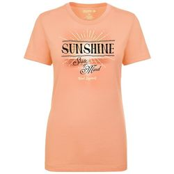 Reel Legends Womens Sunshine State of Mind T-Shirt
