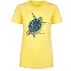 Womens Turtle Chase T-Shirt