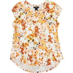Womens Autumn Cap Sleeve Shirt
