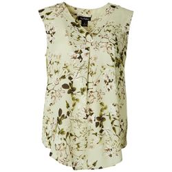 Nue Options Womens Wildflower Sleeveless Top