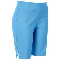Counterparts Womens Fresh Styling Bermuda Shorts