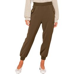 All In Favor Womens Utility Jogger Pants